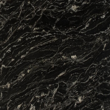 forest black granite