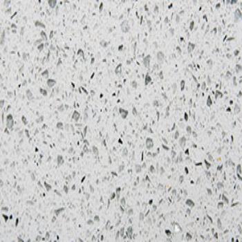 Glitter Branco Quartz
