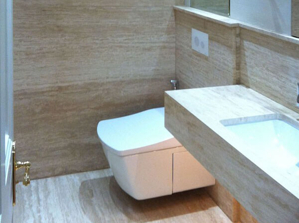granite bathroom greenford