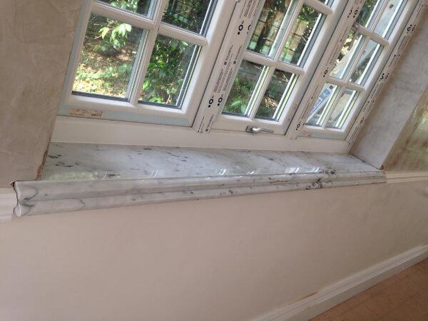 marble window sills widford