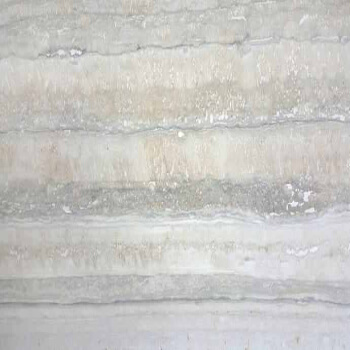 travertine silver platino