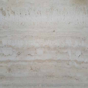 travertine superwhite honed