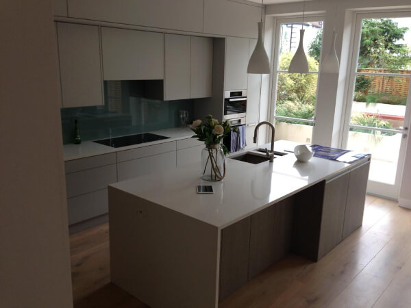 kitchen worktops balham