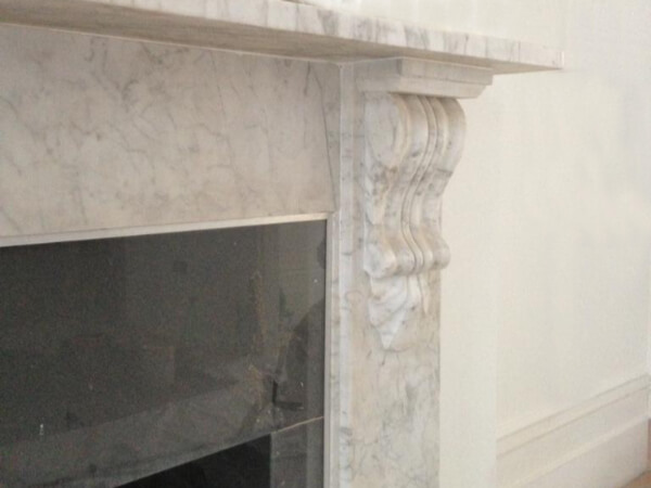 marble firplace bayswater