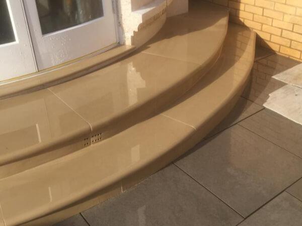 sandstone stairs kensington