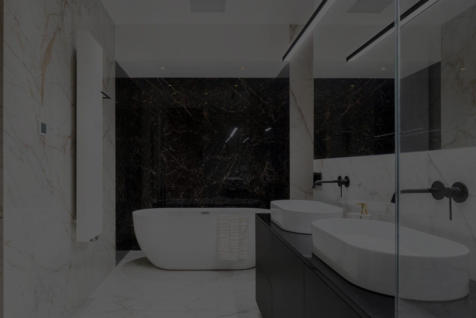Granite bathroom London